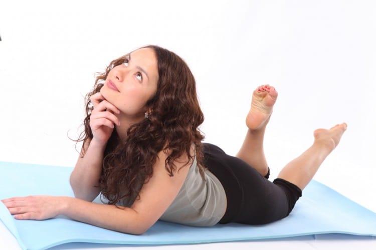 Jak vybrat tu pravou podložku na jógu