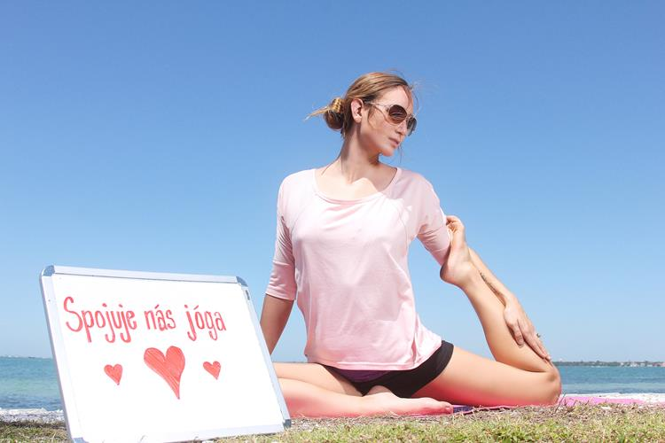 30 denní jóga výzva - Spojuje nás jóga