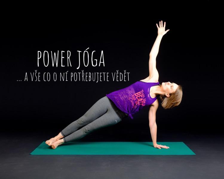Power jóga - co to je?