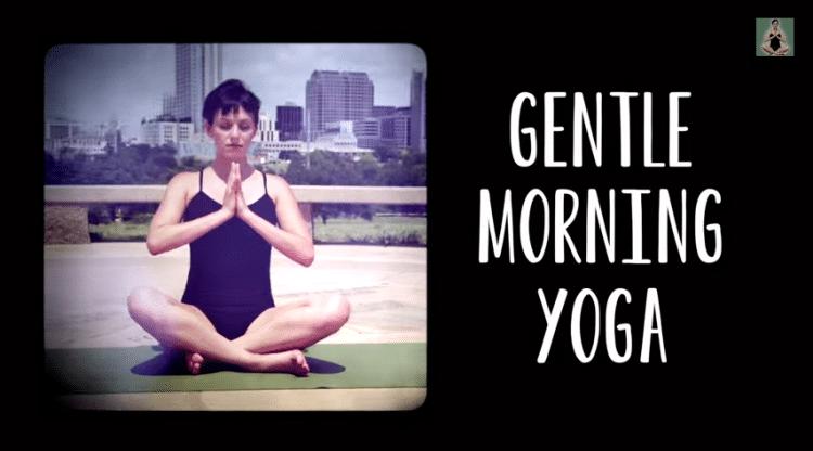 30 denní jóga výzva – 1. den – Začínáme zlehka příjemným ranním cvičením