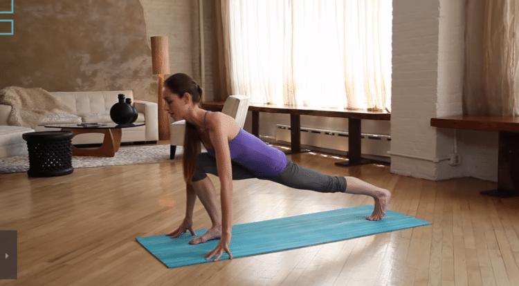 30 denní jóga výzva – 14. den – Rutina pro správné držení těla