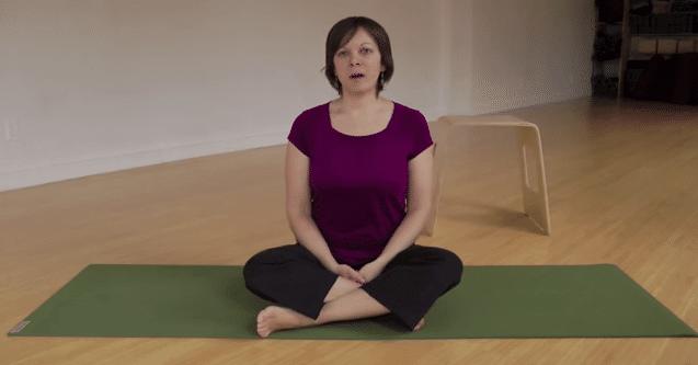 30 denní jóga výzva – 22. den – Jóga pro dobrý spánek