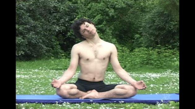 30 denní jóga výzva – 24. den – Krk a ramena podrobněji