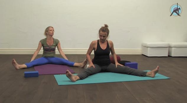 30 denní jóga výzva – 28. den – 60 minut Yin jógy zaměřené na páteř