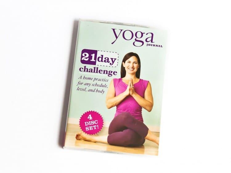 DVD - 21 dní jógové výzvy