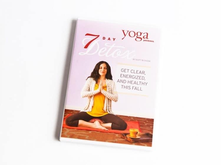 DVD - 7 day yoga detox
