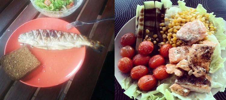 Ryby na talíři - Spojuje nás jóga