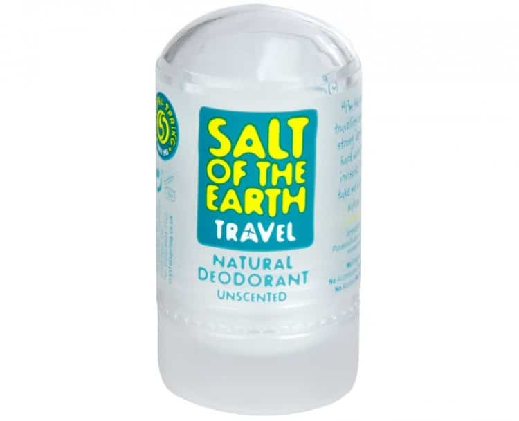 Tuhý kamncový deodorant Salt Of The Earth