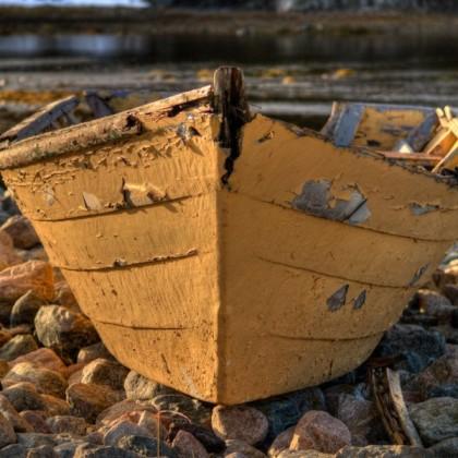 Pozice loďky pro vaše ploché bříško