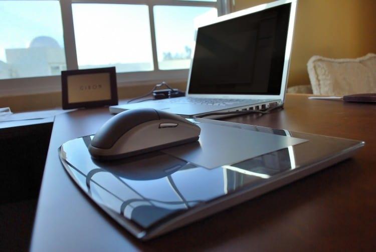 Fotografie moderní kanceláře