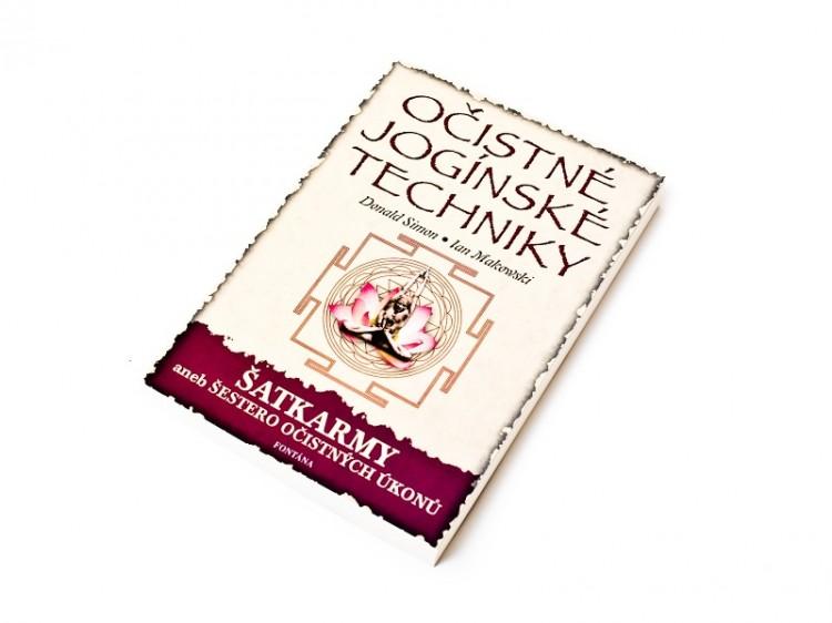 Kniha Očistné jogínské techniky