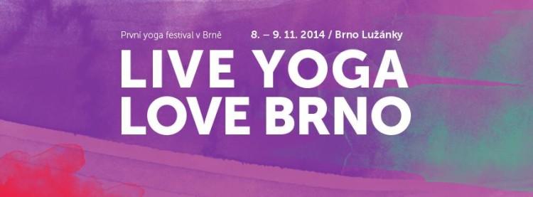Festival Live Yoga Love Brno