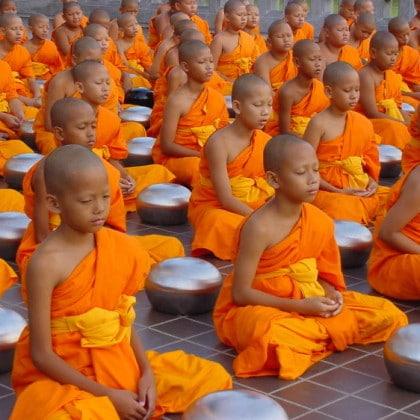 3 důvody, proč  je meditace lepší s meditační podložkou