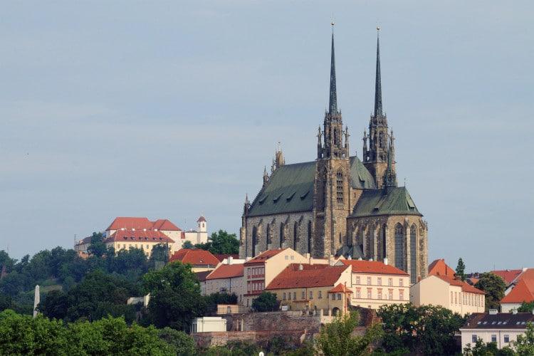 Fotografie brněnských památek