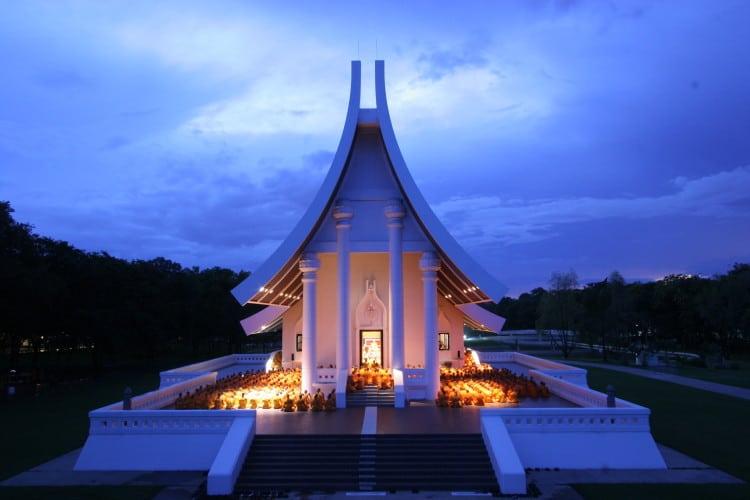 Modlitební a meditační chrám