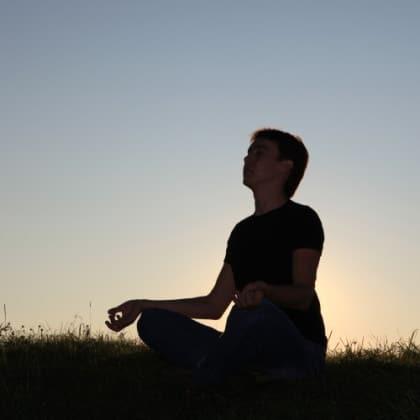 Meditační polštář – jak vám pomůže k lepší meditaci?