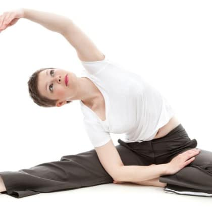 2 pomůcky na jógu pro začátečníky