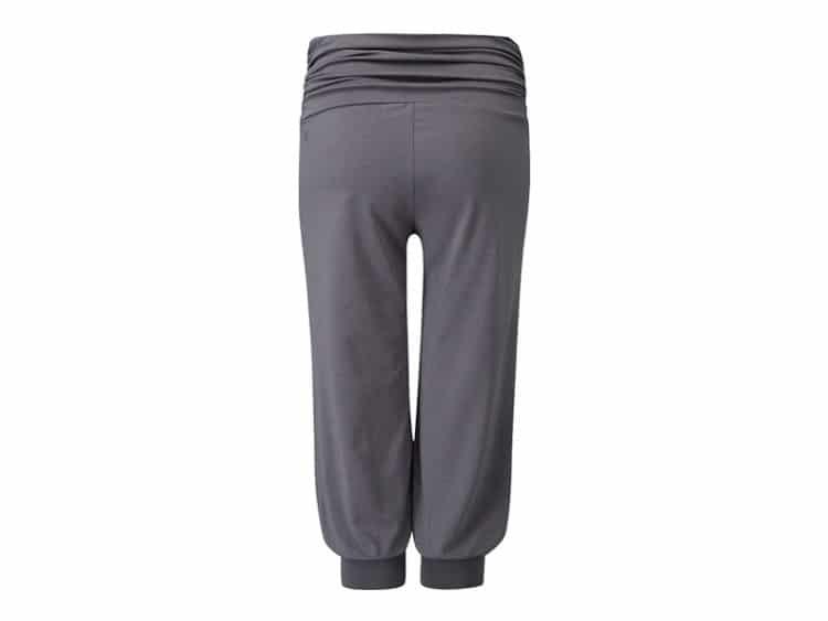 d36ec1db932 Přírodní tříčtvrteční kalhoty na jógu - Spojuje nás jóga
