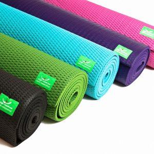Podložky na jógu