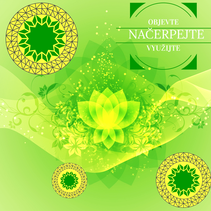 zeleny lotos