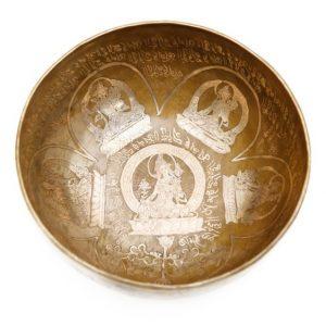 Tibetská miska Tárá