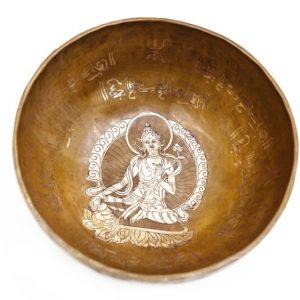 Tibetská miska Tara