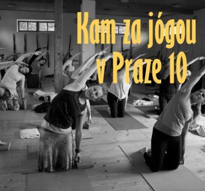 Jóga v Praze 10 – 2 krásná studia