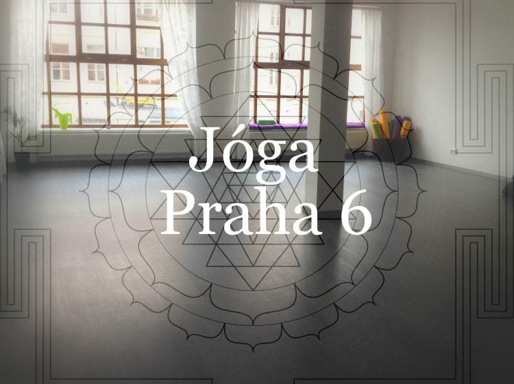 jóga Praha 6
