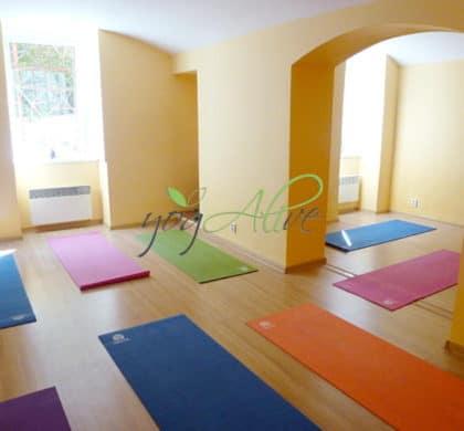 Krásné jógové studio přímo na Vinohradech – yogAlive