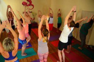 Yoga Lokah Brno