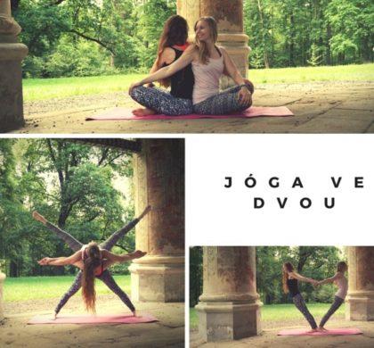 Zkuste jógu jinak, ve dvou!