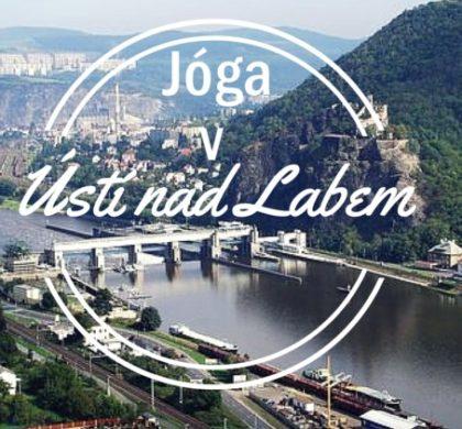 Jógová studia v Ústí nad Labem – mamé dva tipy!