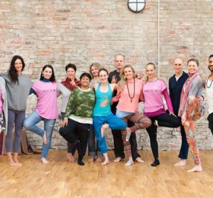 Na konci dubna ovládne opět Dolní Vítkovice 6. ročník mezinárodního festivalu jógy