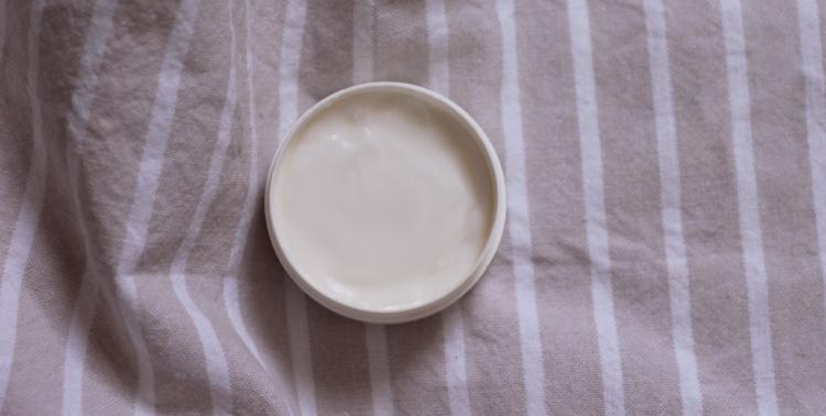 Recept na jednoduchý krém s levandulí