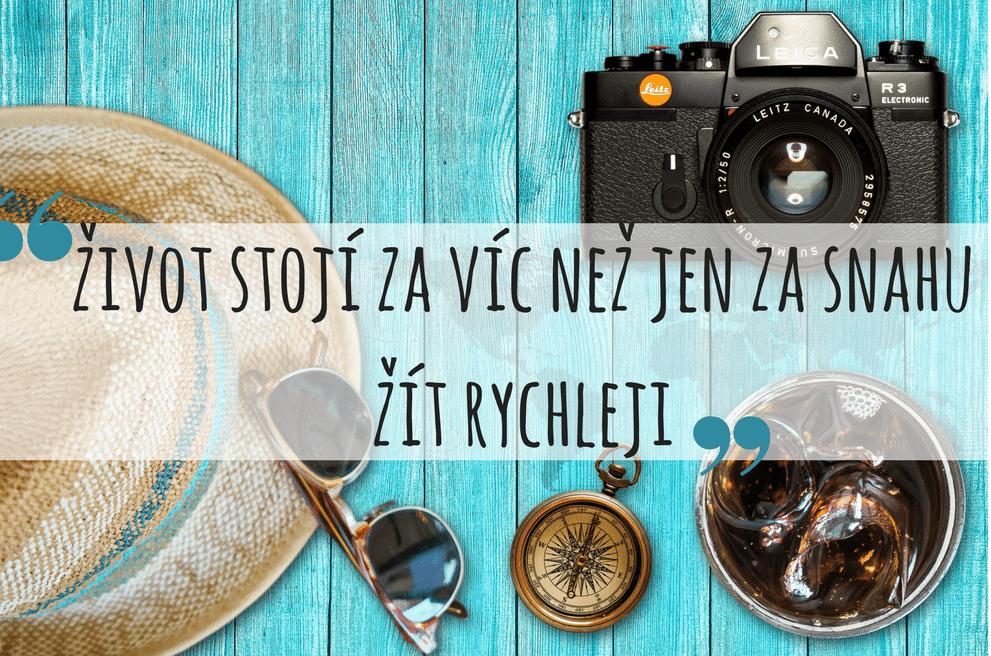 citát, foťák, brýle, klobouk