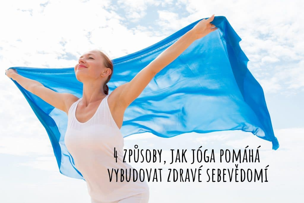 Sebevědomí a jóga