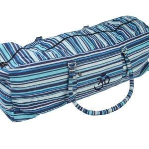 Pružkovaná taška na jógu