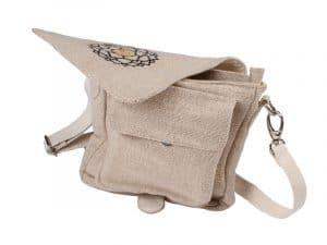 Jógová taška s klopou