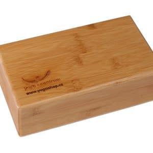 Bambusová cihlička na jógu