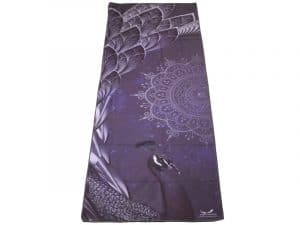 Designový ručník na jógu
