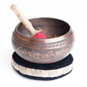 Tibetská miska Manjeshwari