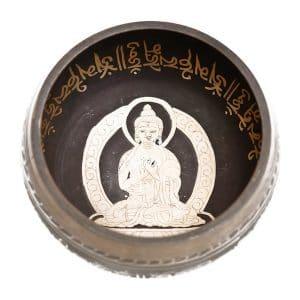 Tibetská mísa Buddha