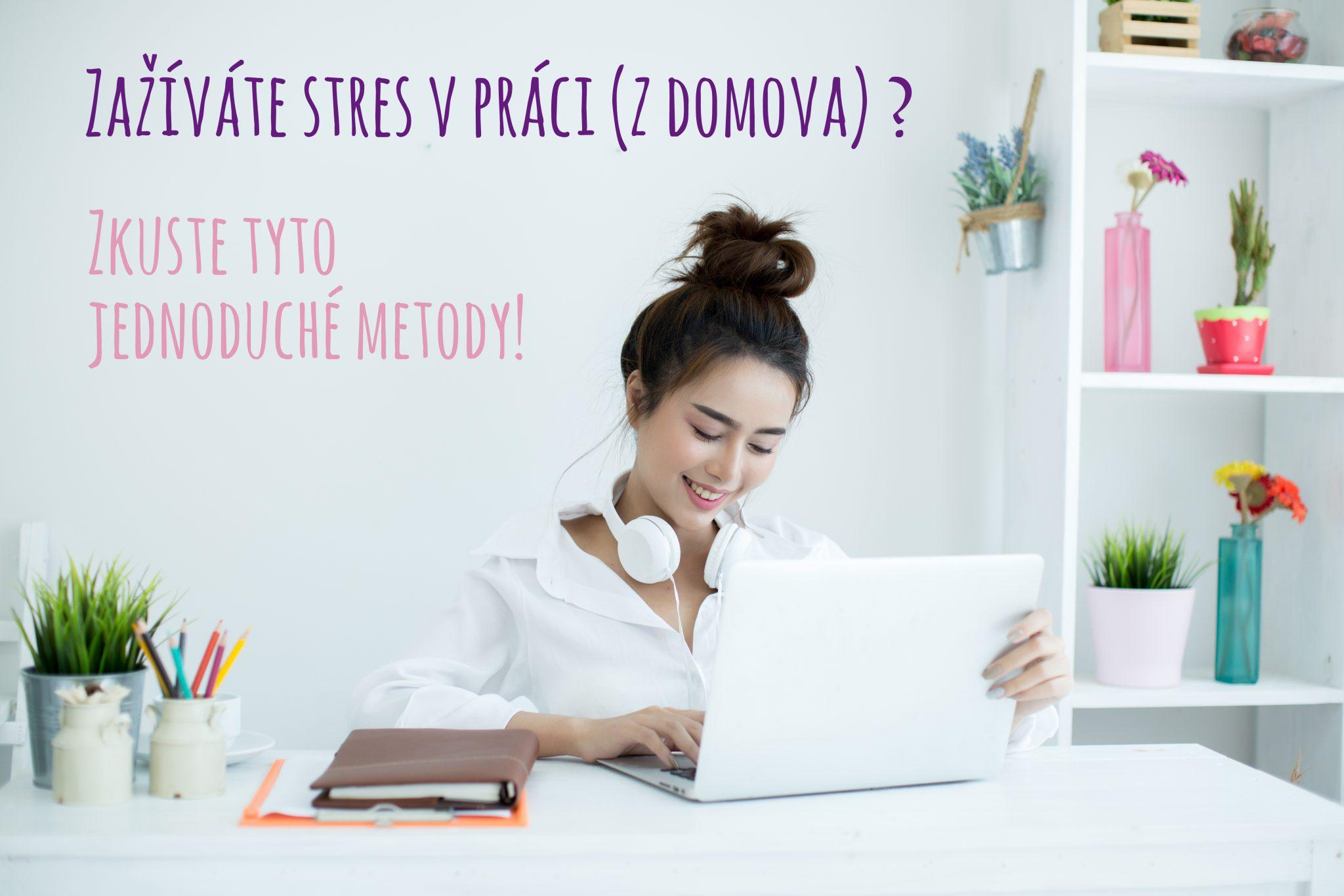 Tipy proti stresu na pracovišti