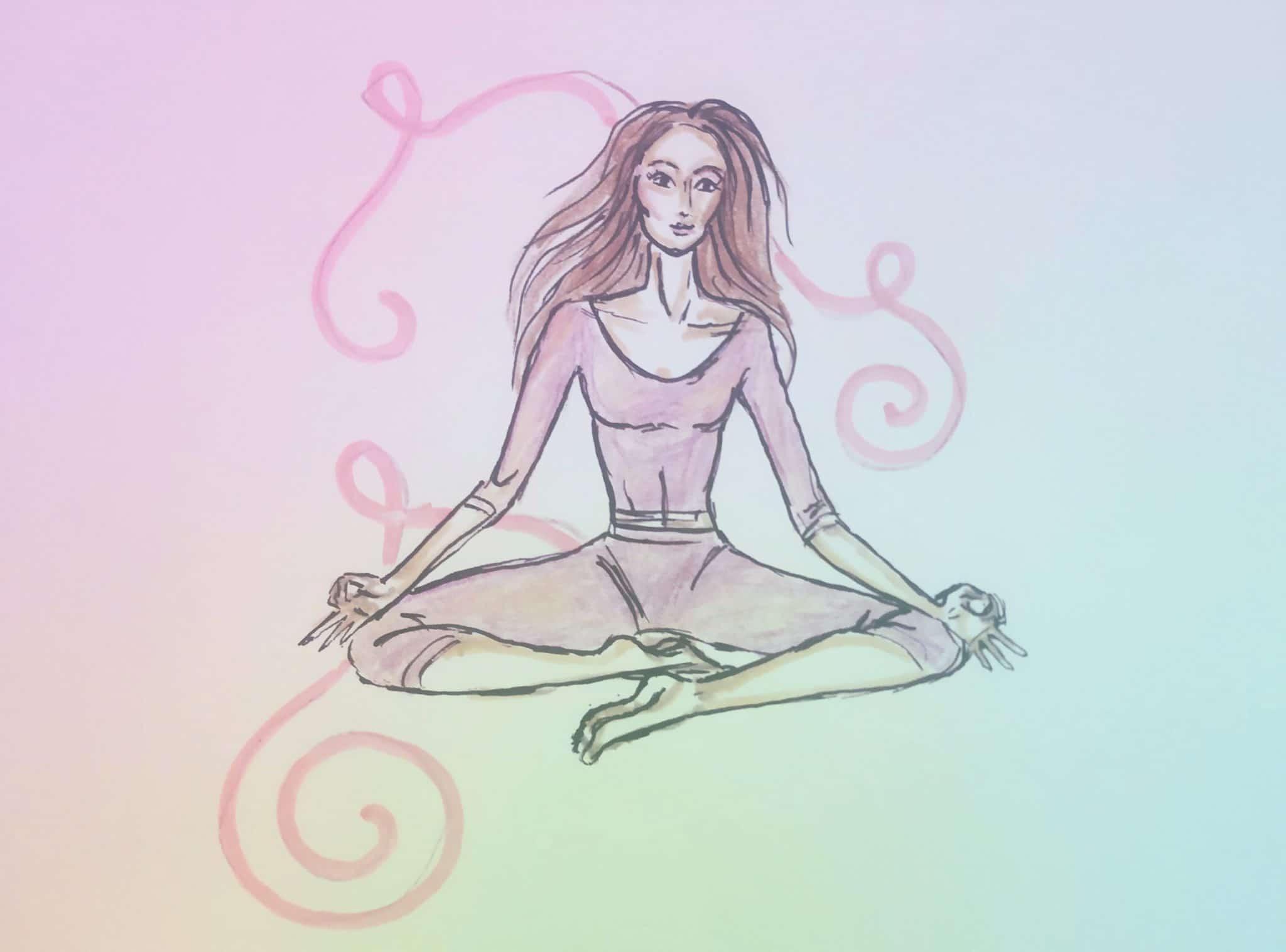 jin jóga, obrázek 2, typy jógy