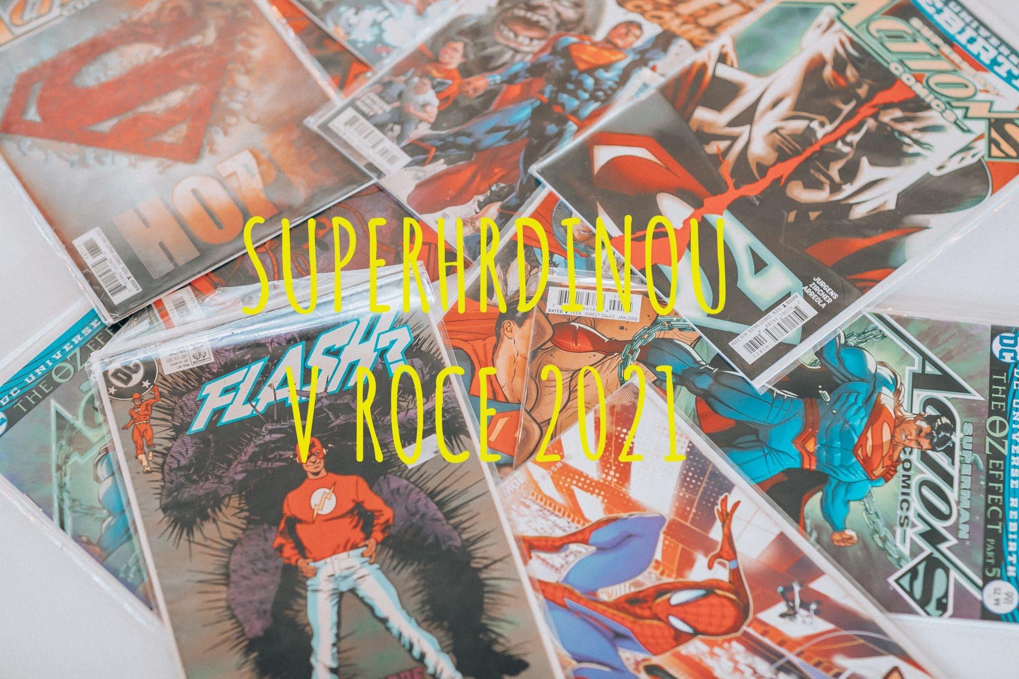 superhrdina, úvodní foto