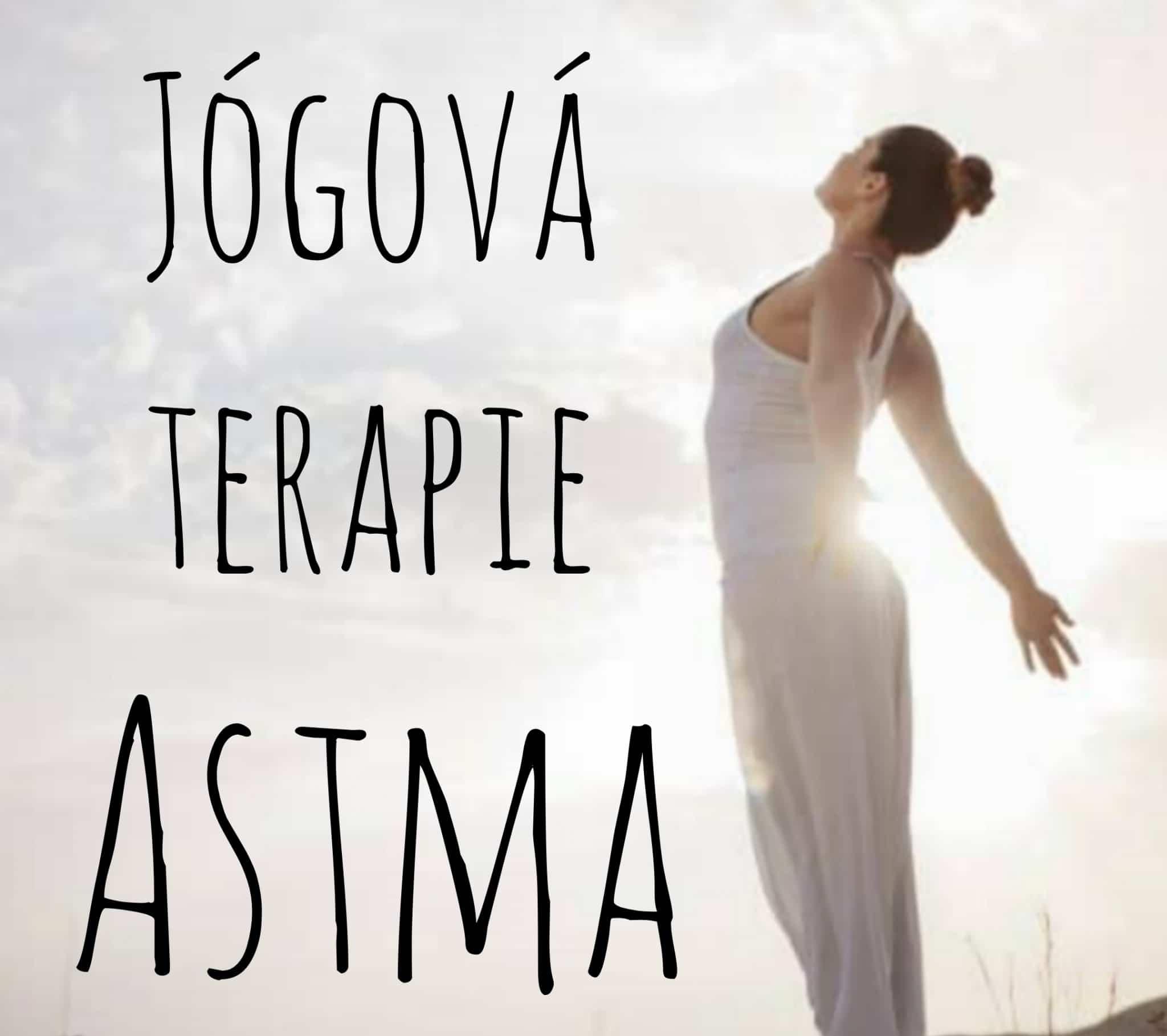 Jógová terapie - astma